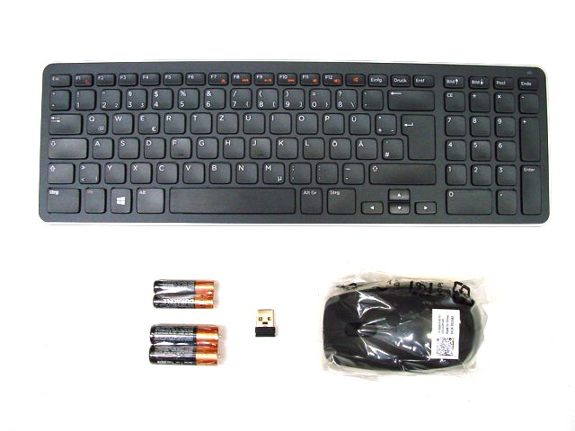 how to connect wireless keyboard to dell desktop
