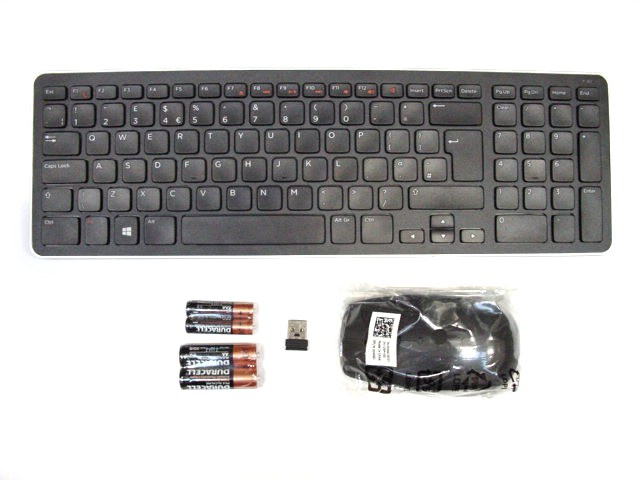 dell km713 wireless cordless keyboard mouse set combo kit uk layout m9wnr new ebay. Black Bedroom Furniture Sets. Home Design Ideas
