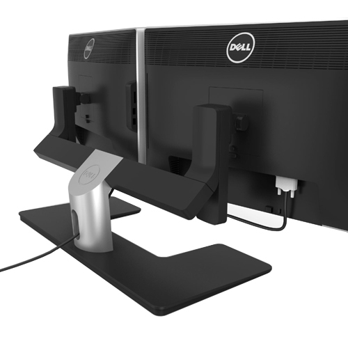 Dell Mds14 Dual Monitor Stand Upto 2 X 24 Quot Tft With Vesa