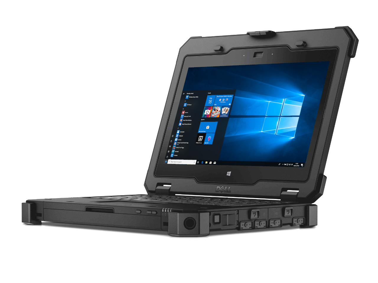 Dell Laude 12 Rugged Extreme 7204