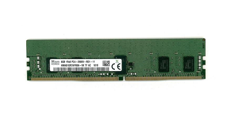 Hynix 8GB DDR4 PC4-2666v 1Rx8 Server DIMM RAM HMA81GR7AFR8N-VK